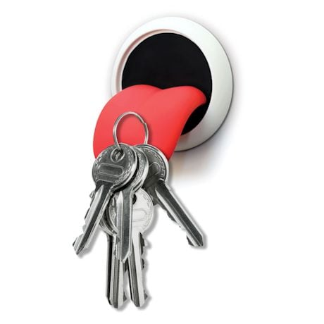 Magnetic Tongue Key Holder