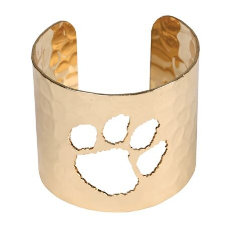 NCAA Hammered Cuff