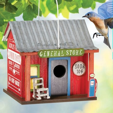 General Store Birdhouse