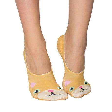 Kitty Liner Socks