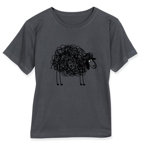 Black Sheep Ladies' T-Shirt