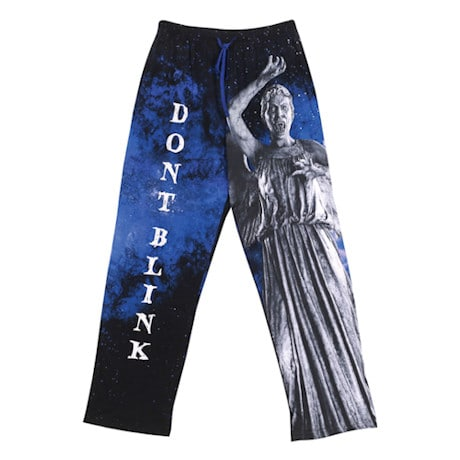 Doctor Who Weeping Angels Lounge Pants