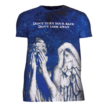 Doctor Who Weeping Angels Don't Blink T-Shirt
