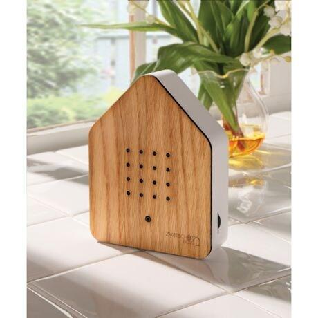 Cherry Wood Zwitscher Box