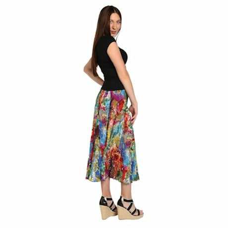 Menagerie Gored Skirt