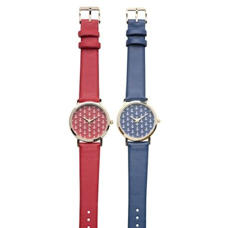 Anchor Watch Red