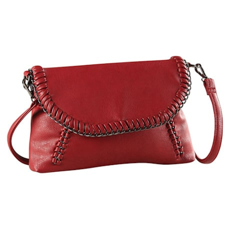 Chain Trim Handbag