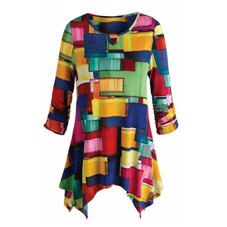The Best Brights Tunic Top