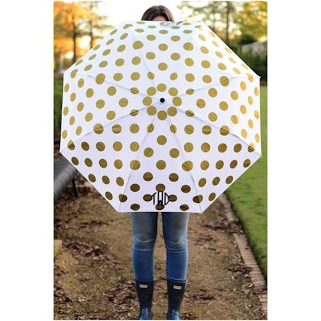 Monogrammed Adult's Umbrella