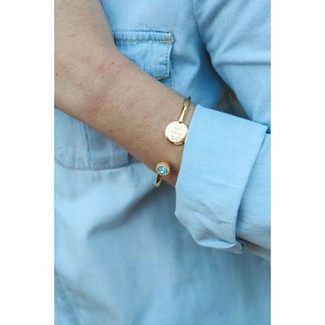 Personalized Birthstone Bracelet