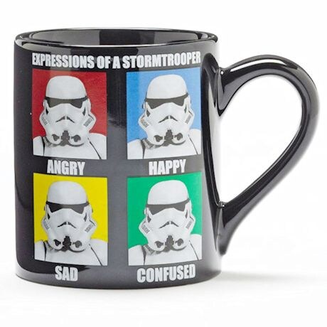 Star Wars Storm Trooper Coffee Mug