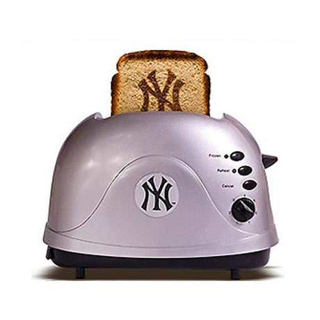 Licensed Pro Sports Logo Toaster - MLB