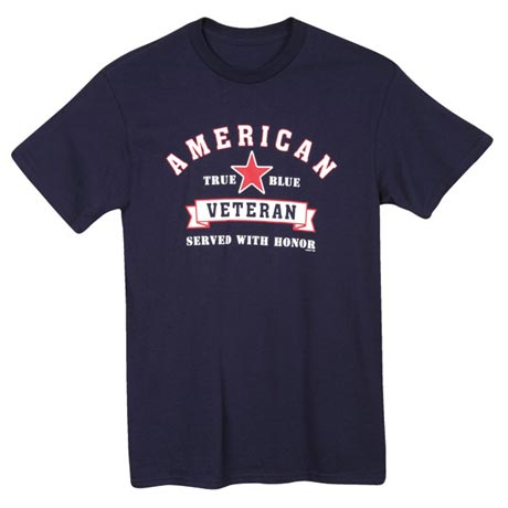 American Veteran Shirt