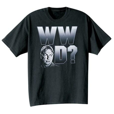 NCIS Wwgibbsd? T-Shirt