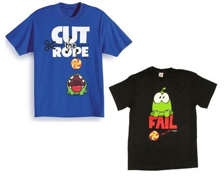 Cut The Rope Fail T-Shirt