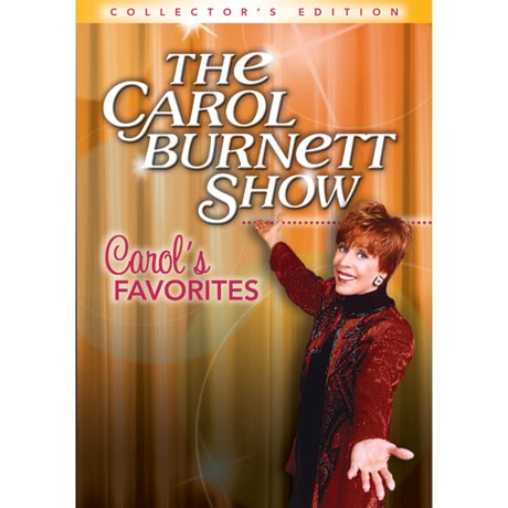 The Carol Burnett Show: Carol's Favorites DVD Set