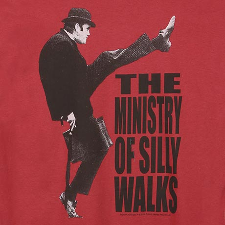 Monty Python® Silly Walks T-Shirt