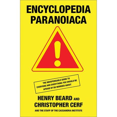 Enclyclopedia Paranoiaca Book