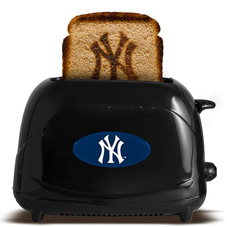 Licensed Black Pro Sports Logo Toaster - MLB