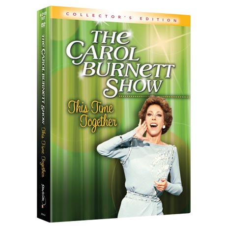 The Carol Burnett Show: This Time Together DVD Set