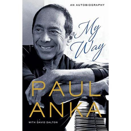 Paul Anka - My Way - Unsigned