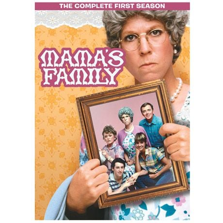Mama's Family DVD Sets - Complete Second Season