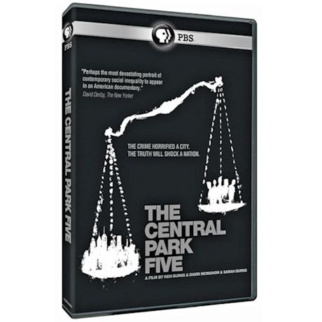 The Central Park Five DVD