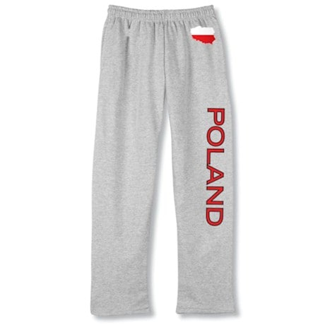 International Graphics Sweatpants - Poland