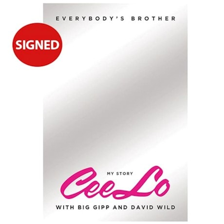 Everybody's Brother My Story By Cee Lo - Signed
