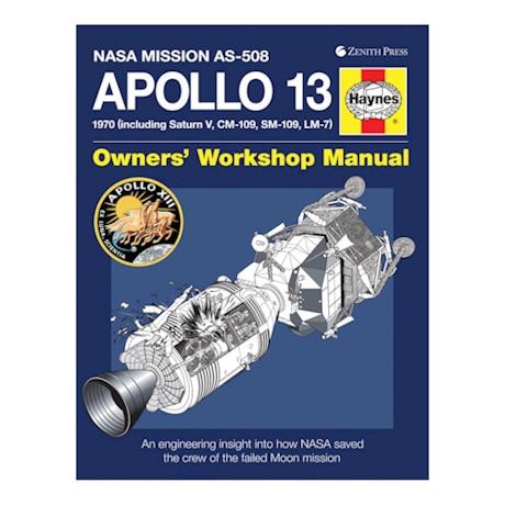 NASA Apollo 13 Manual 1970 Owner's Workshop