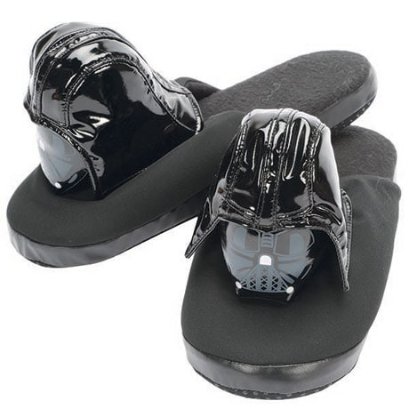 Star Wars Slippers-Darth Vader