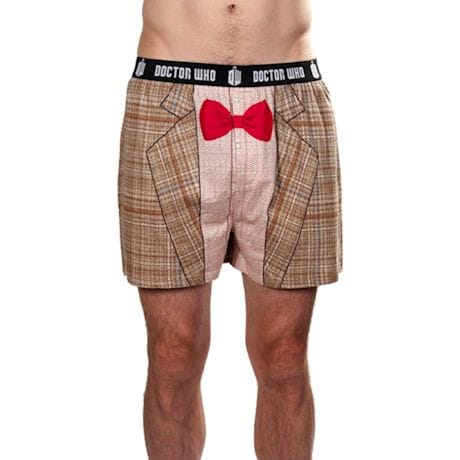 Doctor Who 11Th Doctor Boxers