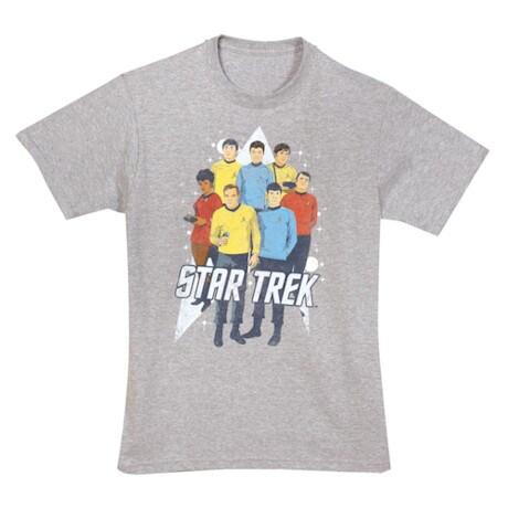 Star Trek Original Cast T-Shirt