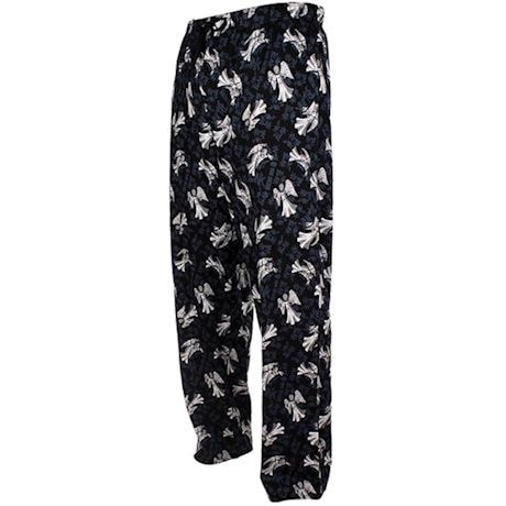 Doctor Who Lounge Pants-Weeping Angels