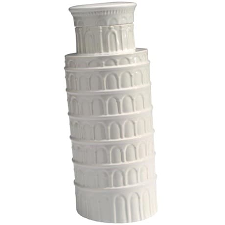 Leaning Tower Of Pisa Pasta Jar
