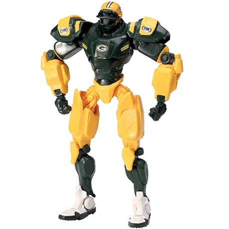 NFL Cleatus Robot Action Figure