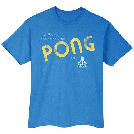 Vintage Atari Pong T-Shirt