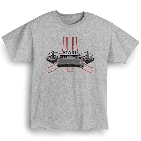 Vintage Atari T-Shirts- Atari