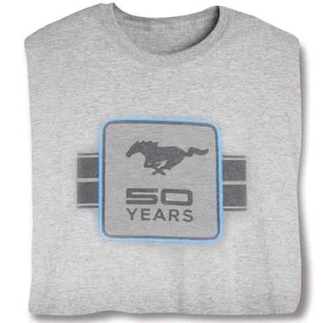 Mustang 50 Years T-Shirt