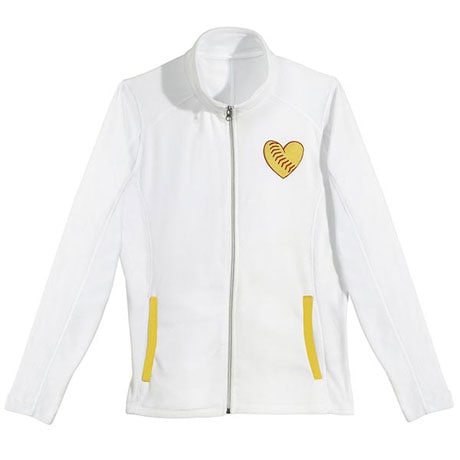 Sportseams Fleece Jacket