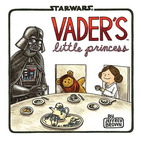 Darth Vader Dad Books- Vader's Little Princess