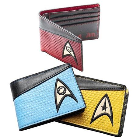 Star Trek Wallets