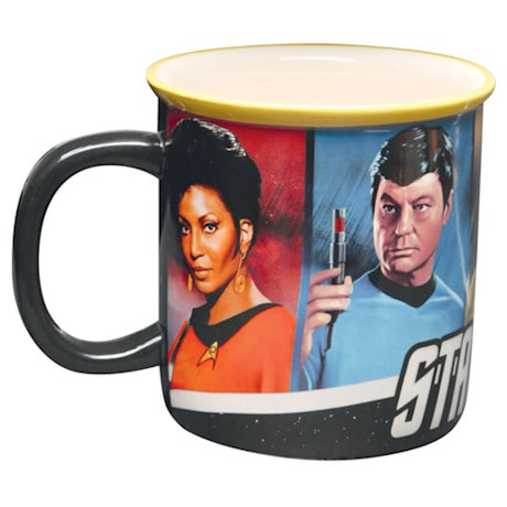 Star Trek 52 Oz Monster Mug