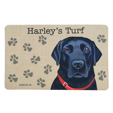 Personalized Pet Doormat
