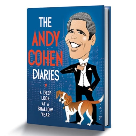 The Andy Cohen Diaries - Signed