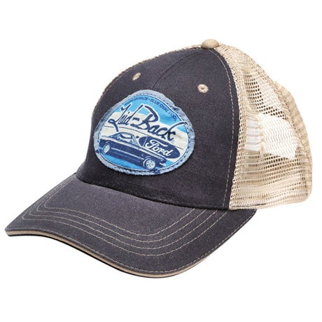Ford Laid-Back Gear - Cap
