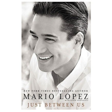 Just Between Us By Mario Lopez - Unsigned