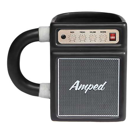 Amped Coffee Mug