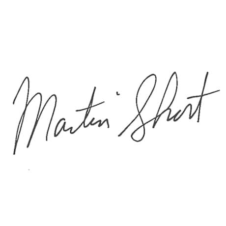 I Must Say by Martin Short - Signed
