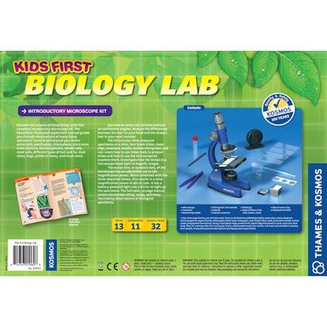 Thames & Kosmos Kids First Biology Kit